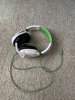Turtle Beach Xbox Headset for Sale in Fresno, CA