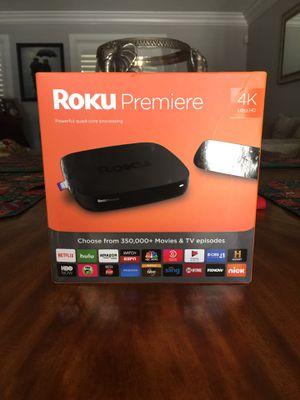 Roku Premiere Ultra 4K for Sale in Hialeah, FL
