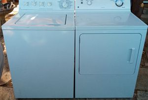 Ge washer and electric dryer for Sale in Phoenix, AZ