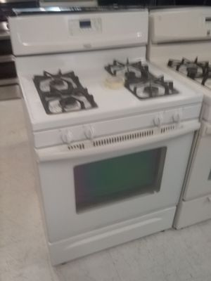 Whirlpool, kenmore, ge gas stove used good condition 90days warranty for Sale in Mount Rainier, MD