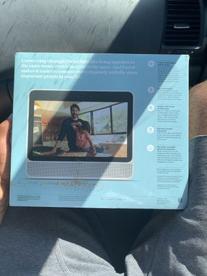 Portal hands free video calling for Sale in Vancouver, WA