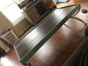 Shabby chic/rustic coffee table for Sale in Oxon Hill, MD