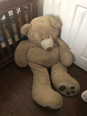 Giant teddy bear for Sale in Virginia Beach, VA