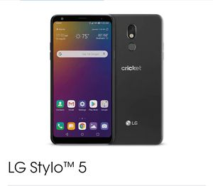 LG Stylo 5 for Sale in Holland, MI