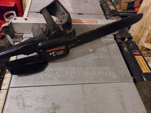 Remington electric chainsaw for Sale in Vancouver, WA