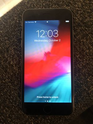 iPhone 6S 128GB AT&T for Sale in Tempe, AZ