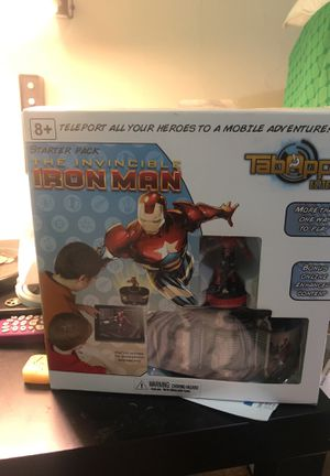 Starter Pack Iron Man for Sale in Silver Spring, MD