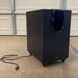 ONKYO POWERED SUBWOOFER | 163W for Sale in Sacaton, AZ