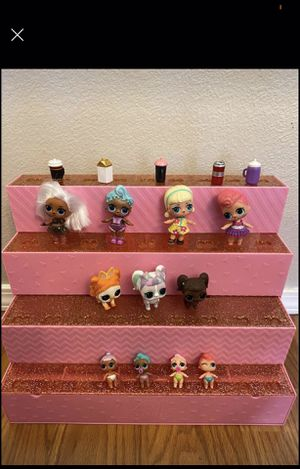 LOL pop up store and LOL dolls LOL Pets and LOL Little sister for Sale in Los Angeles, CA