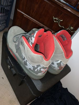 Camo 5s size 10.5 for Sale in Gaithersburg, MD