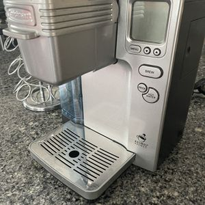 Cuisinart SS 700 Keurig Single Serve Coffee Maker K-Cup Stainless Steel for Sale in Fuquay-Varina, NC
