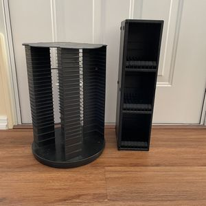2 Media Cd Storage Display Units for Sale in New Port Richey, FL