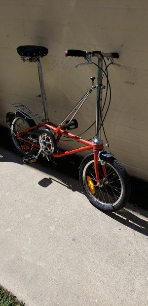 Hon / DAHON PAIR OF FOLDING BIKES $230 EACH. for Sale in San Diego, CA