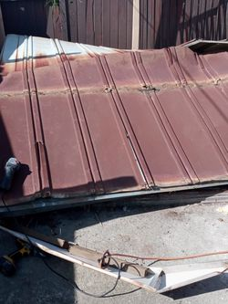 Free Metal Shed Recycle for Sale in Vallejo,  CA