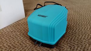 Aquaneat Aquarium Air Pump for Sale in Clarksburg, MD