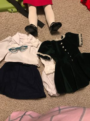 American Girl Doll Clothes- Molly for Sale in Montgomery, AL