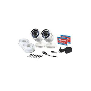 NIB - Swann SWPRO-HDCAMWH2-WM 720p PK2 Add-On Bullet Camera, White for Sale in Greer, SC