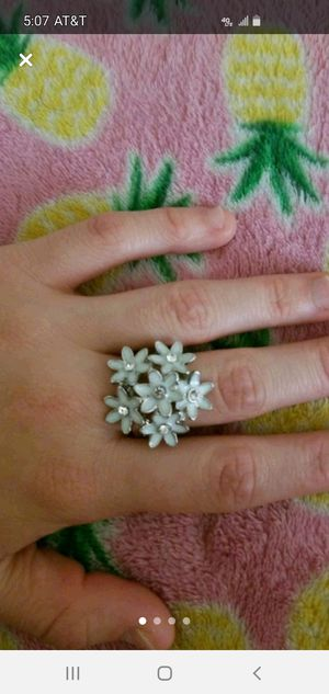 Daisy adjustable ring for Sale in Williamsport, PA