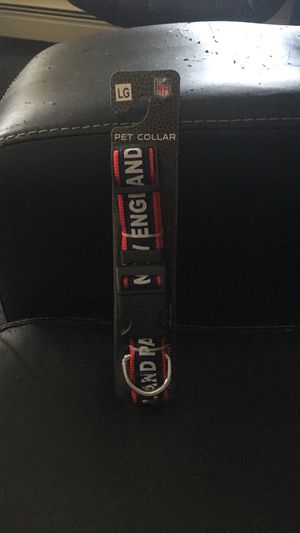 Lg. Patriots Dog collar for Sale in Boston, MA