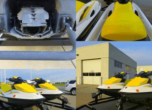 2x 2007SeaDoo GTI SE and Trailer for Sale in Millvale, PA