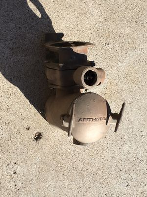 Anthony Bronze Brass Pool Pump for Sale in San Diego, CA
