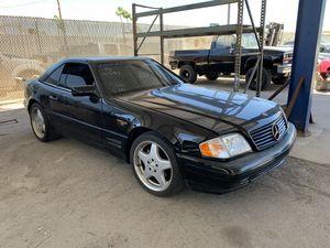 Mercedes Sl500 parts car 99 has 120k miles for Sale in Phoenix, AZ