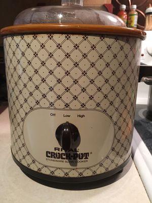 Vintage crock pot for Sale in Alafaya, FL
