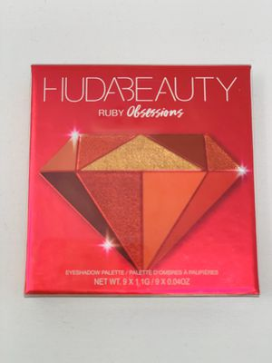 Huda Beauty - Ruby Obsessions Eyeshadow Palette for Sale in Riverside, CA