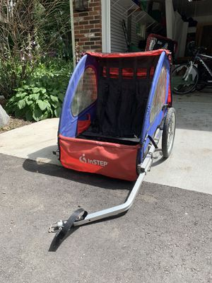 Instep Quick N Lite Foldable Bike Trailer for Sale in Saint Paul, MN