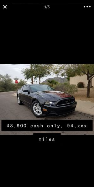Ford Mustang 2014 for Sale in Tolleson, AZ