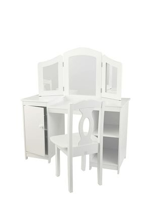 Kidkraft Deluxe Vanity & Chair Toy for Sale in Columbus, OH