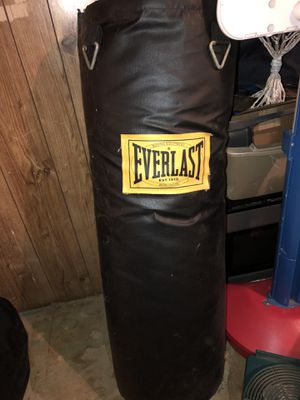 Punching bag for Sale in undefined