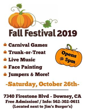 Free Admissions to Festival! for Sale in Downey, CA