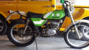Kawasaki kt250 trial motorcycle for Sale in Federal Way, WA