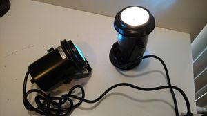 Set of 2 radio shack spotlights for photography and videography for Sale in Columbus, OH