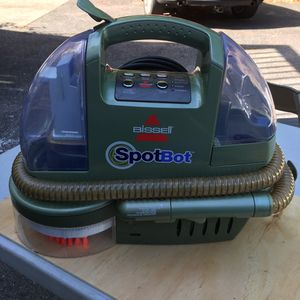 BISSELL spotbot carpet/floor cleaner for Sale in Chesterfield, VA