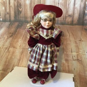 "The Ashley Bella collection Porcelain doll 16"" ""Norma"" Limited Edition for Sale in Port St. Lucie, FL"