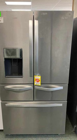 BRAND NEW WHIRLPOOL WRV986FDEM REFRIGERATOR FGY for Sale in Carson, CA