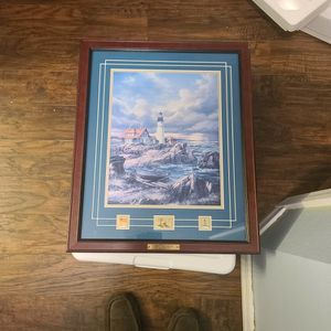 Lighthouse Photo In Frame for Sale in Crestview, FL
