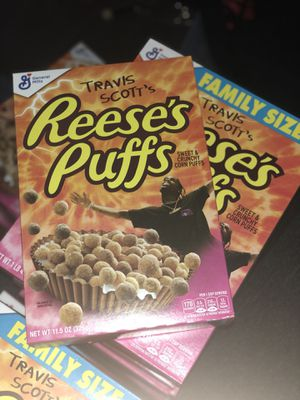 Travis Scott Reese's Puffs for Sale in Canton, OH