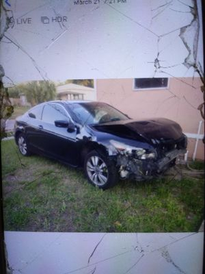 Honda accord coupe 2.4 for Sale in Tampa, FL