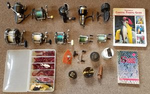 OLD Fishing Reels & Misc for Sale in Seattle, WA