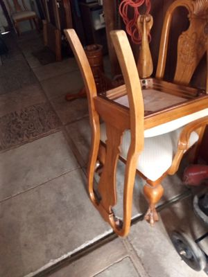Oak chairs for Sale in Tracy, CA
