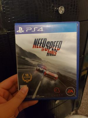 Need for Speed Rivals - PS4 for Sale in Chiloquin, OR