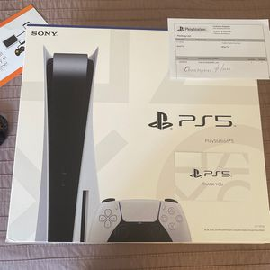 PlayStation 5 PS5 (Sealed) for Sale in Los Angeles, CA