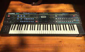 Casio CZ-1 vintage synth for Sale in Durham, NC