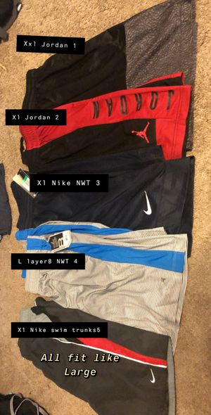 Jordan, Nike, Polo, Abercrombie clothes for Sale in Spring Hill, TN