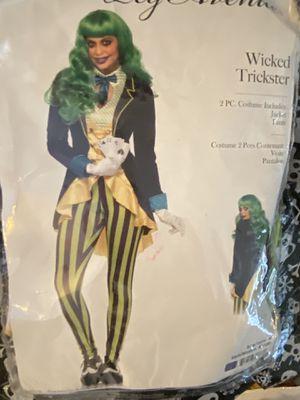 """""""Wicked trickster"""" women's joker Halloween costume for Sale in Phoenix, AZ"""