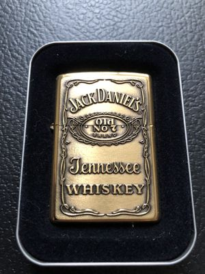 Vintage jack Daniels zippo for Sale in Clinton Township, MI