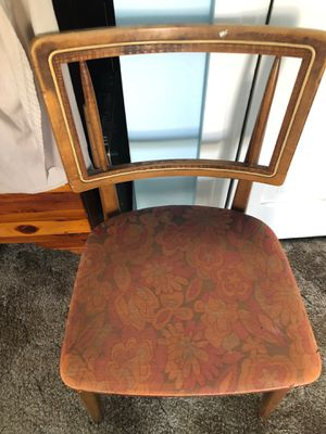 4 Vintage chairs for Sale in Lebanon, PA